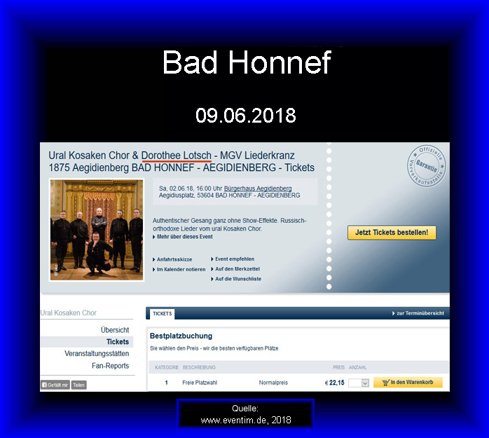 F Presse 2018 Bad Honnef 1